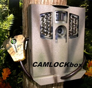 Moultrie A-5 A-7i Security Box