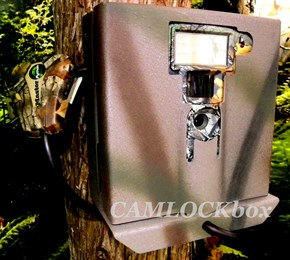 Moultrie White Flash Security Box