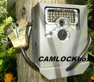 Moultrie M-1100 Security Box