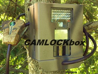 Stealth Cam Core Security Box
