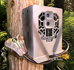 Stealth Cam DS4K Security Box with Camera