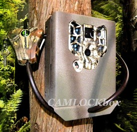 Stealth Cam PX Series Security Box