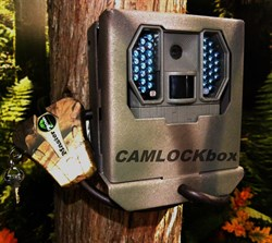 Stealth Cam RX Series Security Box