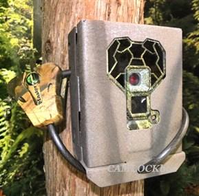 Stealth Cam Trail Hawk Security Box