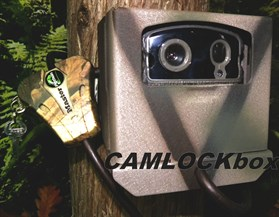 Wildgame Innovations Buck Commander Nano Security Box