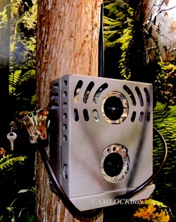 Wildgame Innovations Crush Cell 8 Lightsout C8b5 Security Box